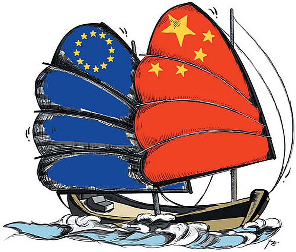 The EU-China Investment Law Relationship