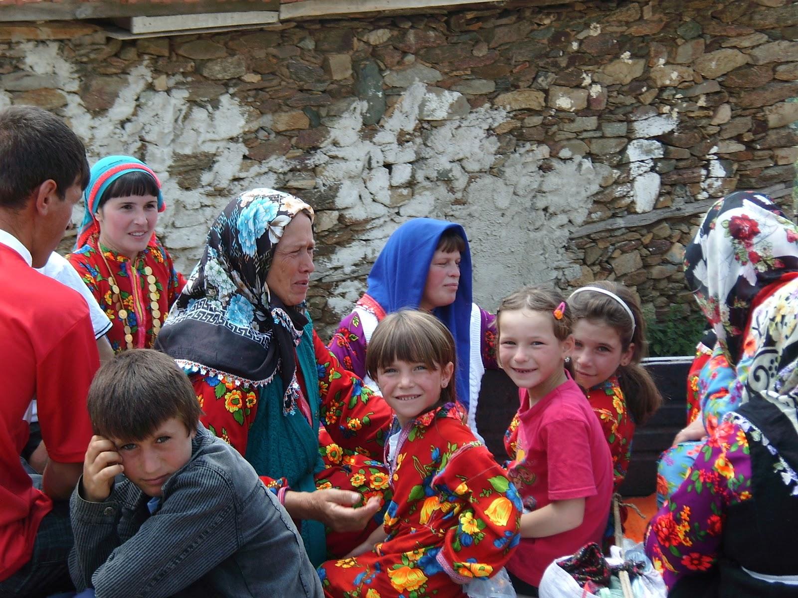Makedonya'da bir Yörük Köyü…  YERELCE