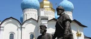 Annunciation_Cathedral_-_Kremlin_-_Kazan_-_Russia