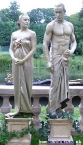human_statue