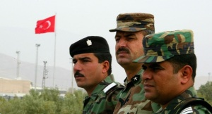 The Turkey and U.S. 'Safe Zone' Plan : A principal domestic factor is the PKK issue. Photo: MENA