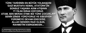 Özcan Bey Atatürk