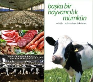 Binlerce hayvanın daracık yerlere tıkıştırıldığı, kesif yemlerle beslendiği, mutsuz hayvan kalabalıkları dünyanın her yanına yayılıyor. Çıkan sorunlar sıralamakla bitmiyor. Sorun ne? Endüstriyel hayvancılığa mahkûm muyuz? Başka yolu, yordamı var mı?